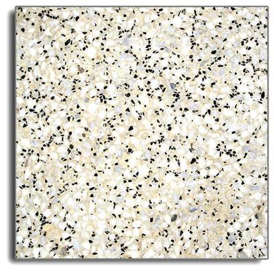 水磨石效果图 水磨石地板水磨白石子
